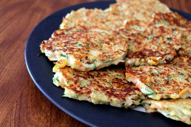zucchini latkes | healthy eats | Pinterest