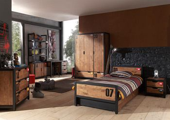 Pin by on chambre enfant ou adolescent for Commode contemporaine chambre