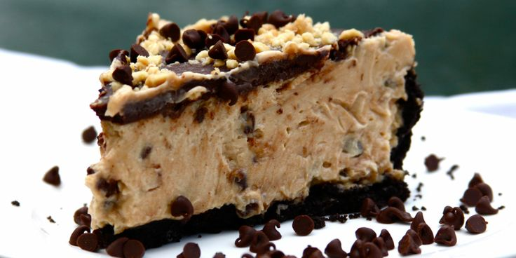 peanut butter and chocolate | Chocolate Peanut Butter Torte | The ...