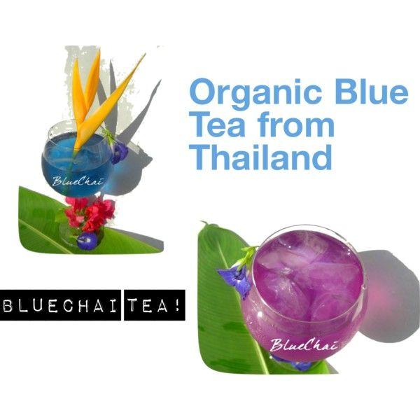 blue pea tea синий чай отзывы