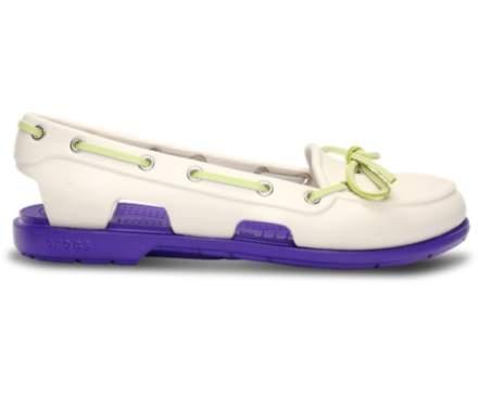 Women s Beach Line Boat Shoe | Women s Loafers | Crocs Official