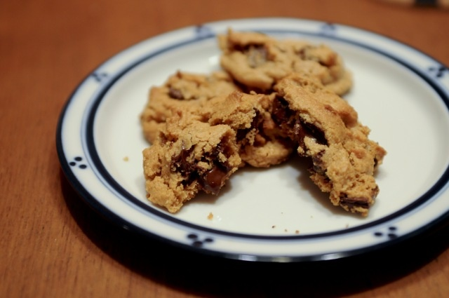 Gluten Free Peanut Butter Chocolate Chunk Cookies (I have tasted them ...