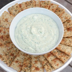 Herbed Goat Cheese Spread Allrecipes.com