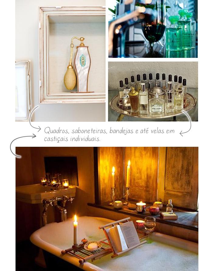 decoracao e lavabo:Decoração de Banheiros e Lavabos!