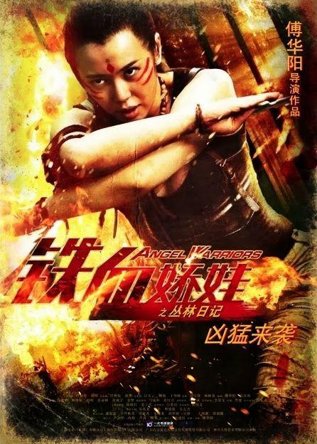 Chiến Binh Nữ Hổ - Full HD