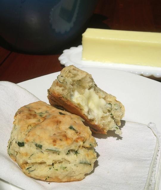Herbed Buttermilk Biscuits | Breads | Pinterest