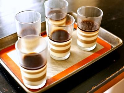 Vietnamese Ice Coffee Panna Cotta Recipe