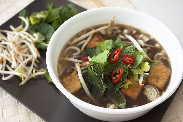 ... Vegetarian Vietnamese Phở Chay Vegan Noodle Soup (Pho) | Recipe by