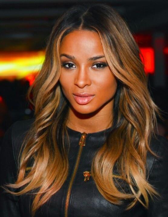 ciara brown hair color -#main