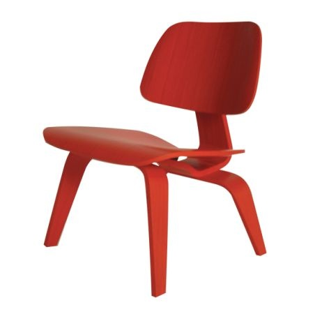san francisco red eames molded plywood lounge chair 150 http