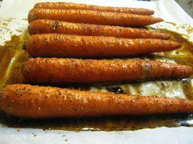 Walker Whims: Bourbon Glazed Carrots | Recipies | Pinterest