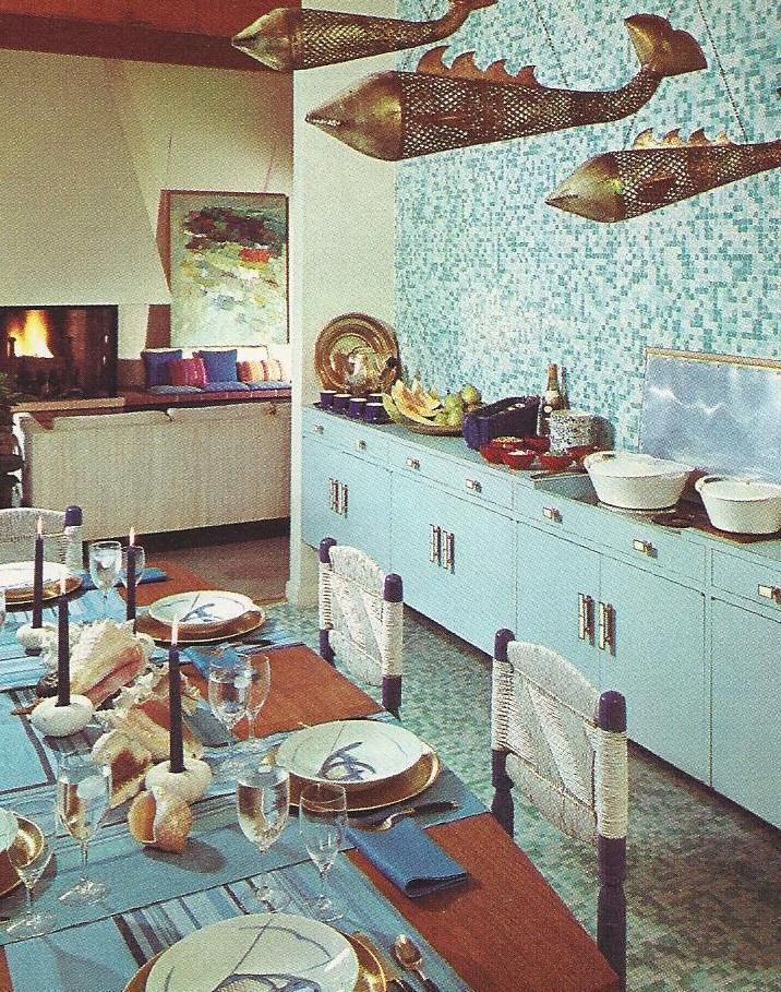 1960s vintage home decor vintage beach shack pinterest for 1960s decoration