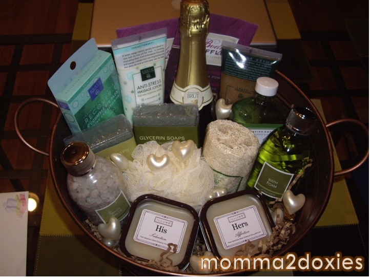 Pinterest Wedding Shower Gift Basket Ideas : Wedding