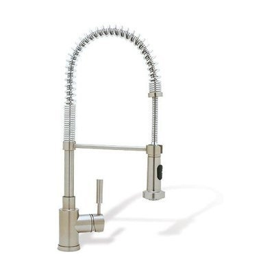 Blanco 4405 Meridian semi-professional single handle kitchen faucet ...