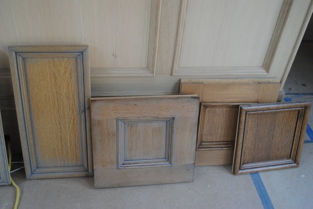 more limed cabinet doors  French kitchens  Pinterest