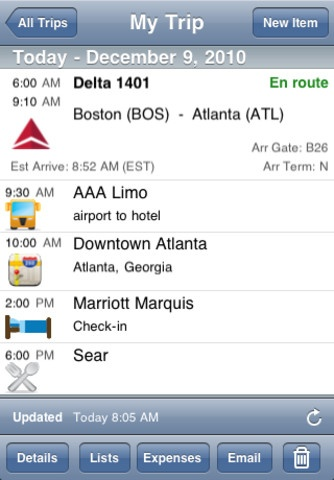 flight tracker app iphone free
