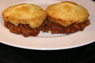 Chili Cornbread Cups - $5 Dinner Challenge - Superbowl Recipe