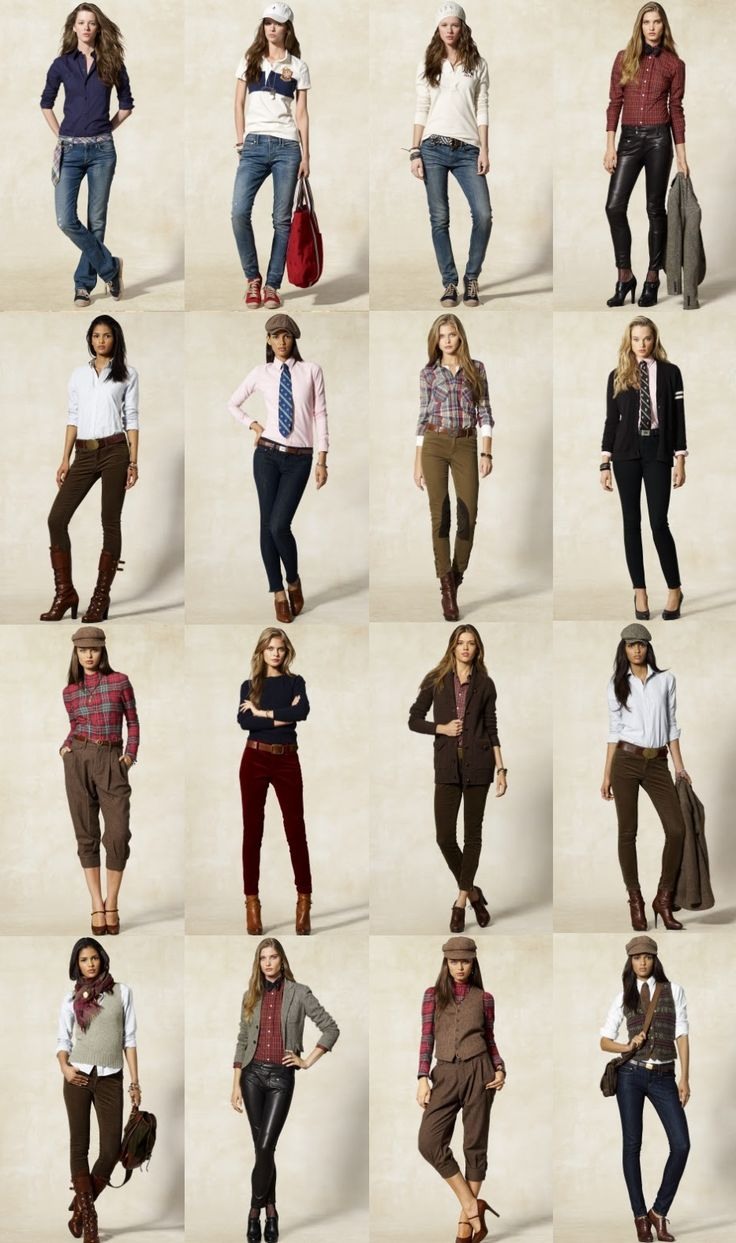 Tomboy Femme Style I Love All Of These Seriously