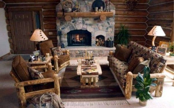 rustic living room furniture living room ideas pinterest