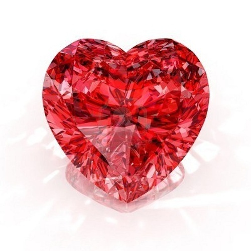 diamond valentine's day