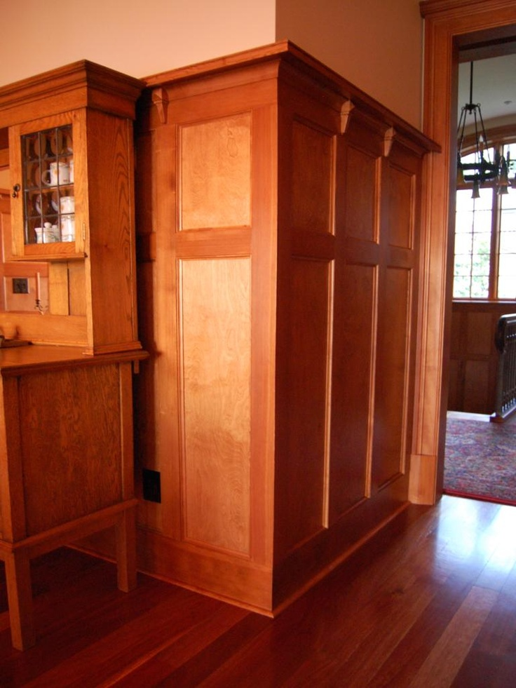 Arts And Crafts Kitchen Cabinets Arts And Crafts Kitchen Kitchen Cabinets Pinterest