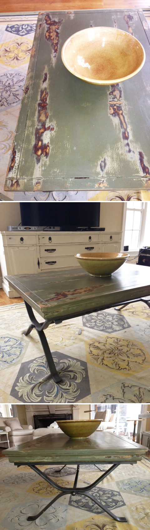 Painted Coffee Table Great Ideas Pinterest