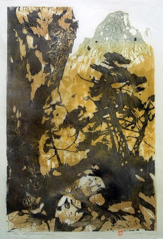 Idyllwild Series by Sueo Serisawa