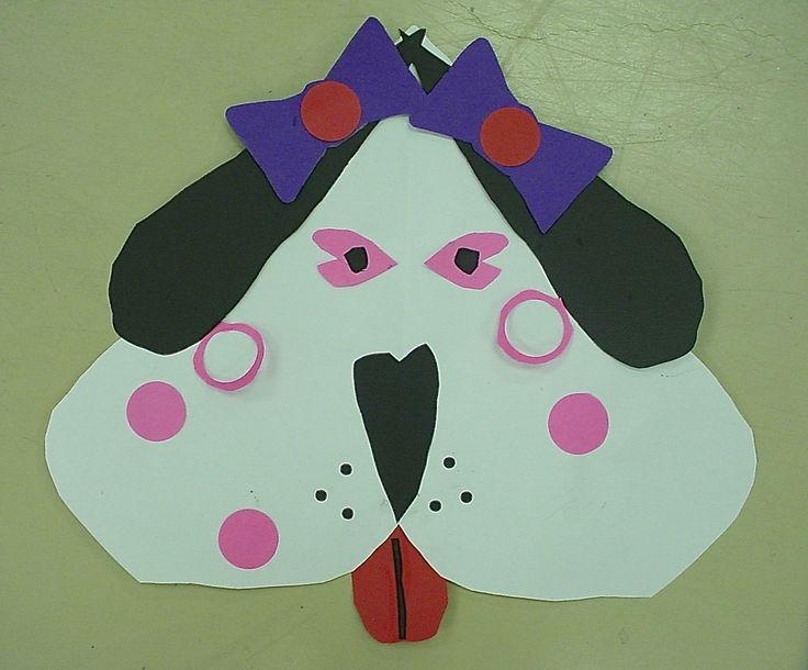 valentine art for grade 3