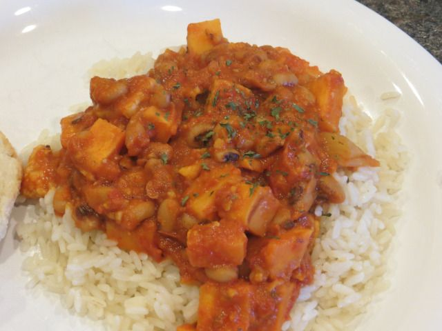 "West African ""Chicken"" Stew 