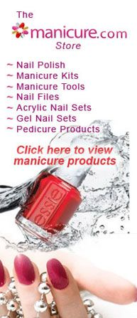 How to do gel manicure at home | nails | Pinterest