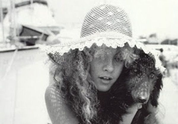 stevie nicks hairstyle in the 70s   70′s style — wide brim hats ...