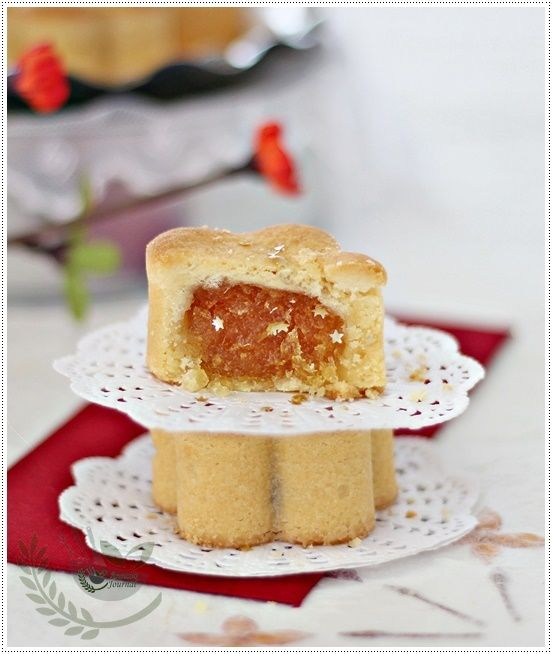Taiwanese Pineapple Shortcakes | Anncoo Journal