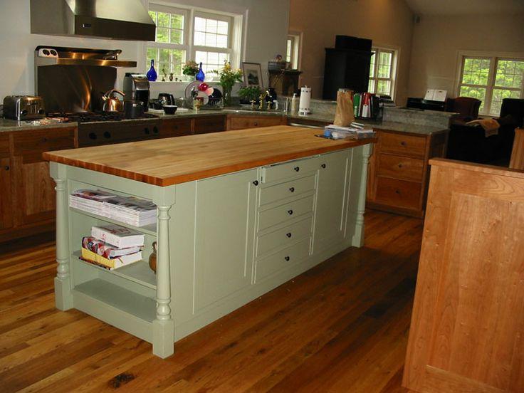 green kitchen green kitchen island kitchen colors