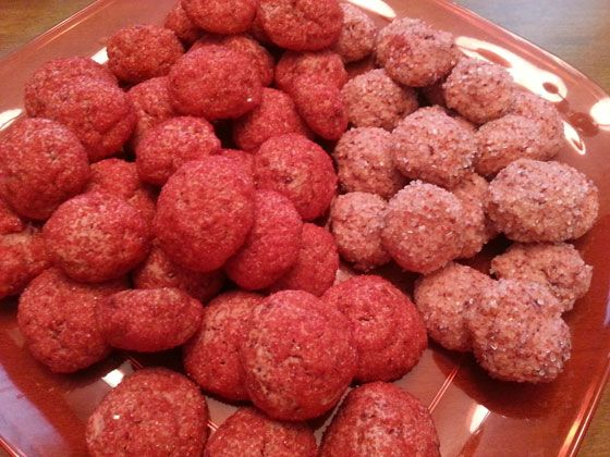 Cranberry Orange Cookies - soft cranberry orange cookies with a hint ...