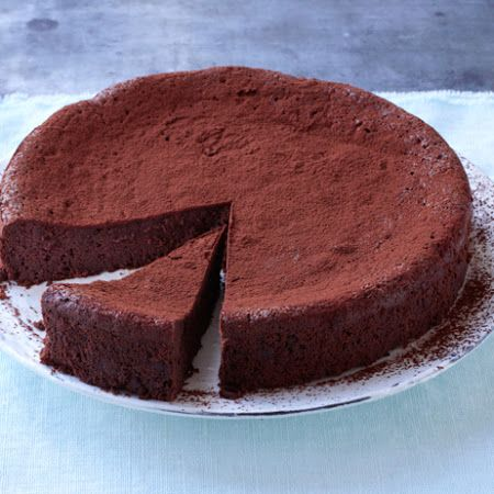 Flourless Nutella Chocolate Torte Recipes — Dishmaps