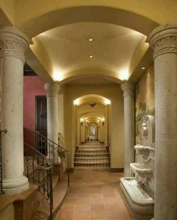 Elegant Residences Hallway Dream Home Photos Pinterest