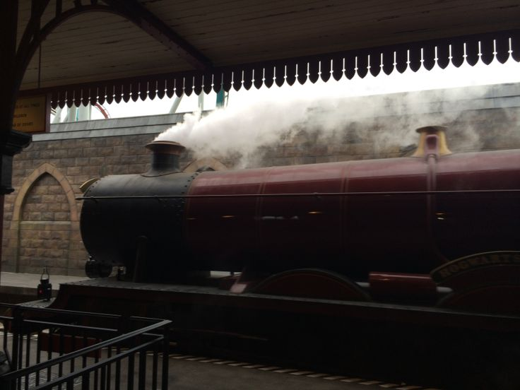 Hogwarts Express - Diagon Alley