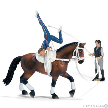 How to Make a Horse Move Forward