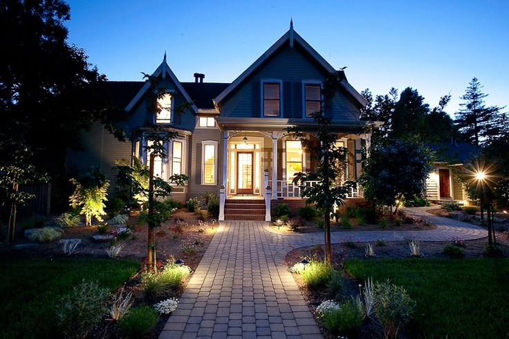 ... house turned Inn. Napa, CA. | Beautiful Homes Inside and Out | Pint: pinterest.com/pin/164522192610135661