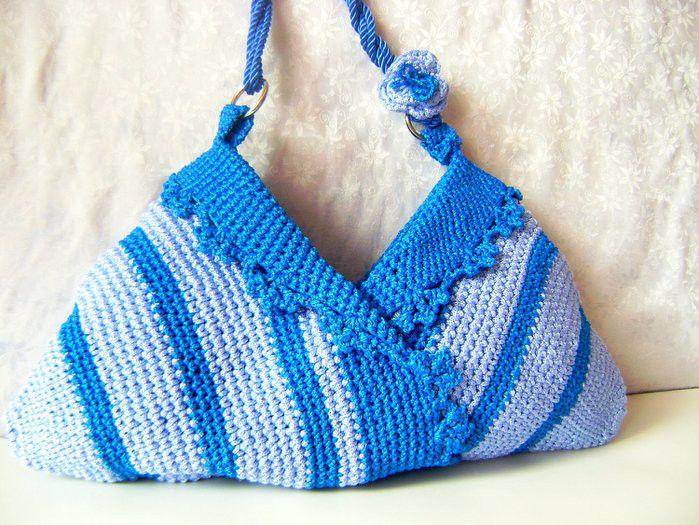 Crochet Craft Bag : ???bag show (crochet) Craft Ideas Pinterest