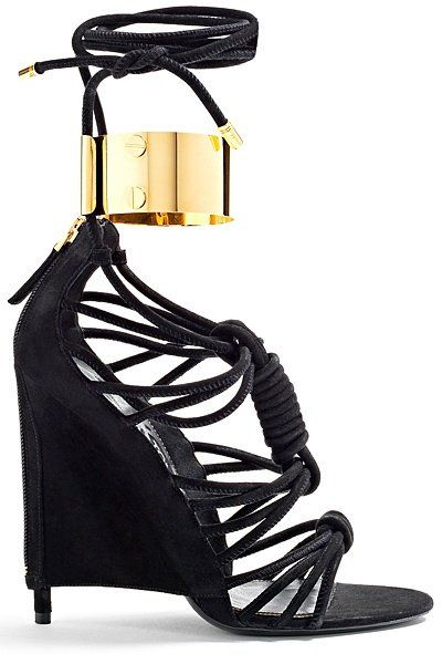 Tom Ford - Womens Shoes - 2013 Spring-Summer