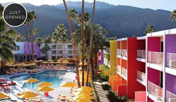 The Saguaro Palm Springs The Latest Outpost Of Joie De