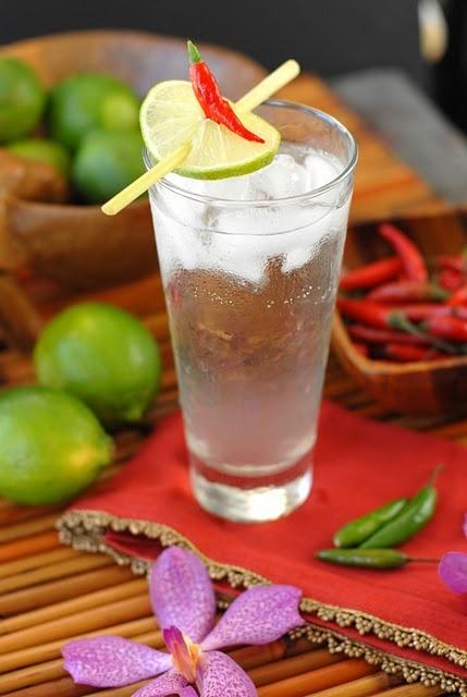 30 ml) coconut liqueur or coconut rum · ½ ounce (15 ml) simple syrup ...