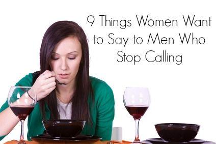 9 things women say