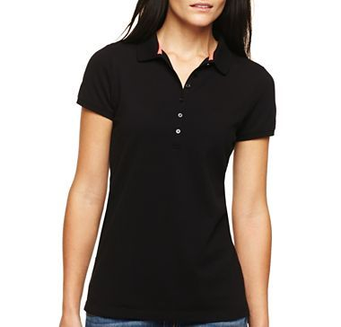 jcp short sleeve polo shirt jcpenney wishful thinking