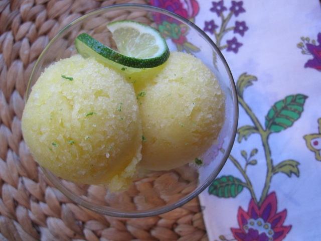 Creamy Mango Ice | Desserts, Treats & Snacks | Pinterest