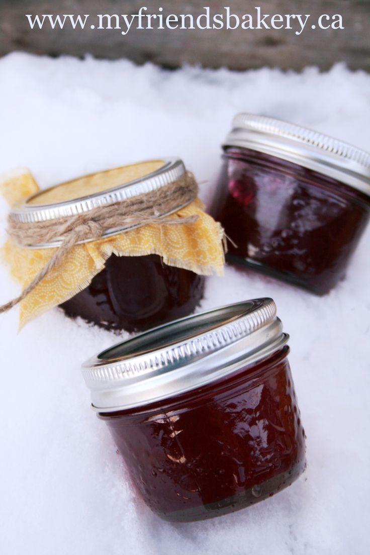 pomegranate_jelly_3_mfb   jams jellies   Pinterest