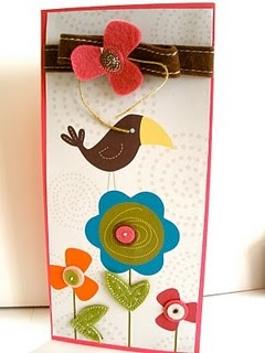 Stampin' Up!, Cards