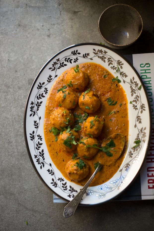 Paneer Kofta | Curry Flavours | Pinterest