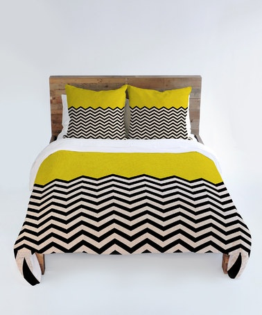 At this follow the sun duvet cover by deny designs on zulily today